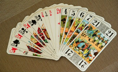 cartas tarot gitano